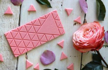 Розовый шоколад: особенности необычного лакомства