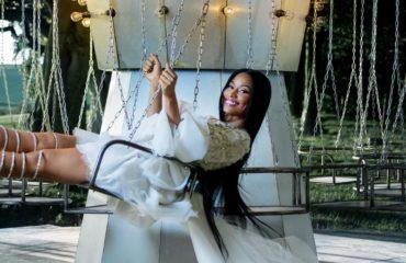 Ники Минаж снялась в рождественской сказке H&M