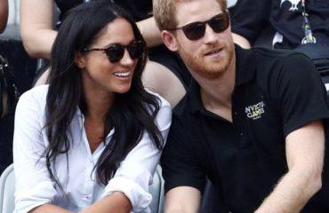 Теперь официально: принц Гарри обручился с Меган Маркл