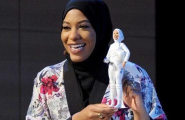 В Америке выпустили первую куклу Барби в хиджабе