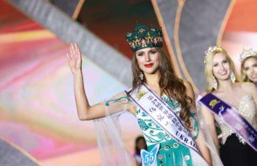 Украинка стала победительницей международного конкурса красоты