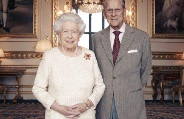 70 лет вместе: праздничные фото Елизаветы II и принца Филиппа