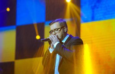 Александр Пономарев завершил всеукраинский тур сольным концертом в Киеве