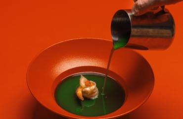 Как приготовить тигровые креветки в соусе васаби