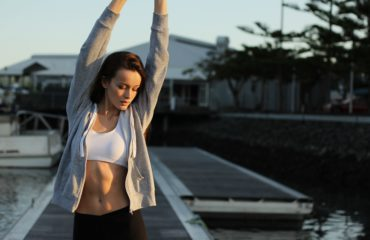 Приводим тело в порядок: вечерняя тренировка
