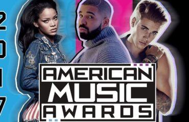 American Music Awards 2017: названы имена победителей