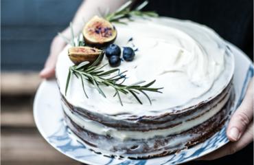 """Идея для новогоднего десерта: торт """"Кокосовое наслаждение"""""""