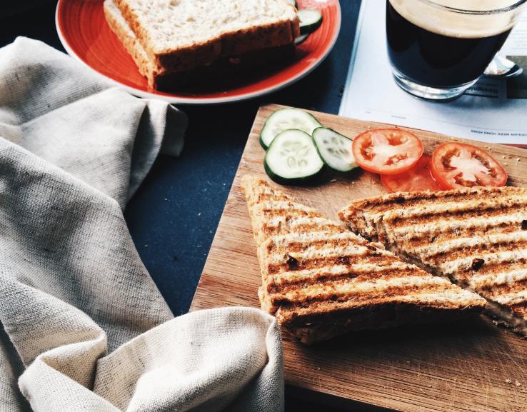 """Сэндвич """"Монте-Кристо"""": рецепт для завтрака"""
