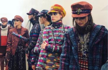 Chanel Métiers d'art: в Гамбурге состоялась презентация новой коллекции