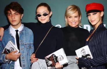 Билет в модельный бизнес: Иоланда Хадид объявила о поиске супермоделей