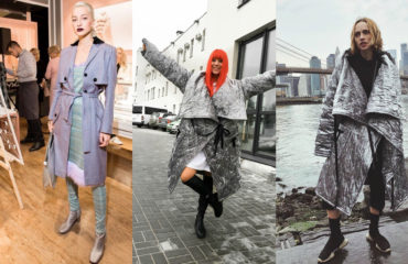 Fashion инсайдеры в образах коллекции LOLA by JULIA GURSKAJA