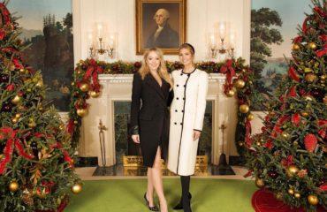 Рождественское видео дочерей Трампа возмутило граждан США