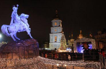 Где встретить Новый год 2018 в Украине