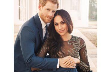 Принц Гарри и Меган Маркл снялись в трогательной фотосессии в честь помолвки