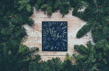 Новый год 2018: красивые праздничные открытки