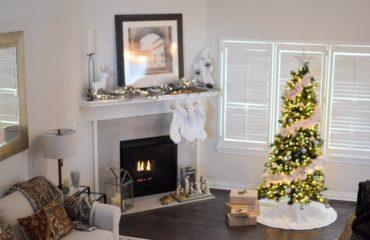 Как украсить дом к Новому году: праздничные идеи