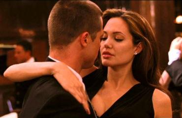 """Киноэротика: легендарная сцена из фильма """"Мистер и миссис Смит"""""""
