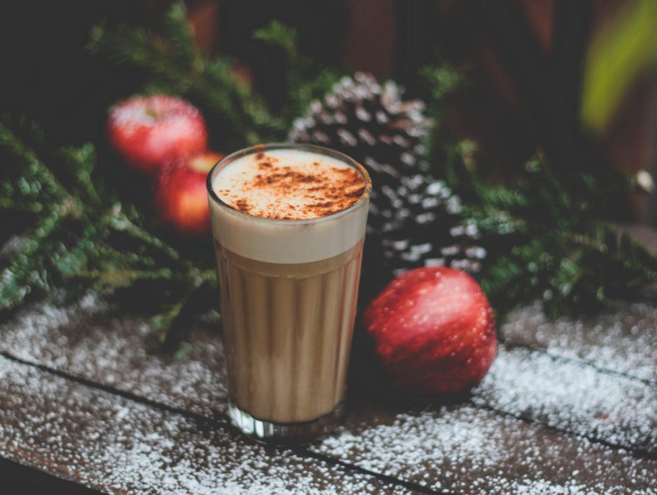 Как согреться зимой: ТОП-3 экзотических кофейных напитка