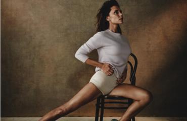 Виктория Бекхэм снялась в сексуальном образе для Vogue