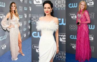 Critics' Choice Awards 2018: 5 лучших нарядов знаменитостей