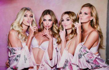 Что происходит в гримерках моделей Victoria's Secret перед показом: 5 секретов