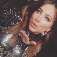 Ани Лорак в Киеве показала, как готовится к новому шоу