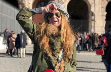 Римские каникулы: Жанна Бадоева показала семейные фото