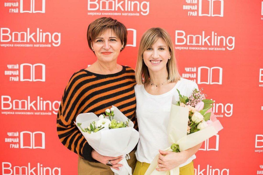 Анита Луценко и Светлана Фус представили книгу о похудении