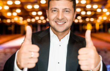Топ-5 фильмов с будущим президентом Украины Владимиром Зеленским