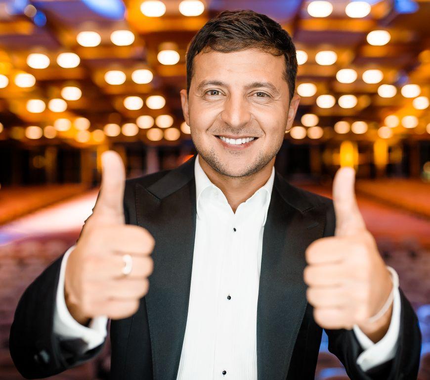 Юбилей Владимира Зеленского: правила жизни популярного шоумена
