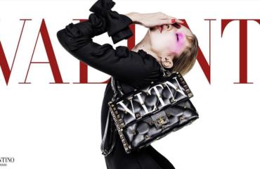 Джиджи Хадид снялась в яркой рекламной кампании Valentino