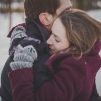 День объятий: трогательные фото любящих людей