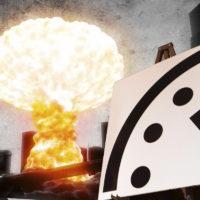 Конец света стал ближе на 30 секунд