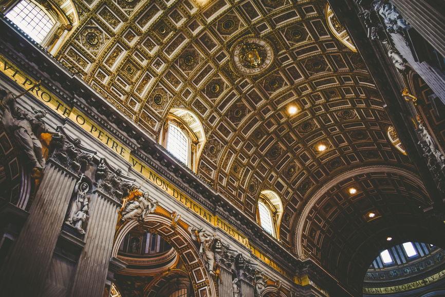 Резиденция папа римский