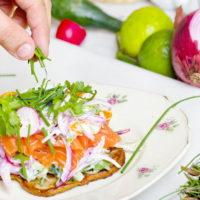 3 рецепта бутербродов, которые активизируют работу мозга