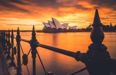 День Австралии: потрясающие пейзажи страны