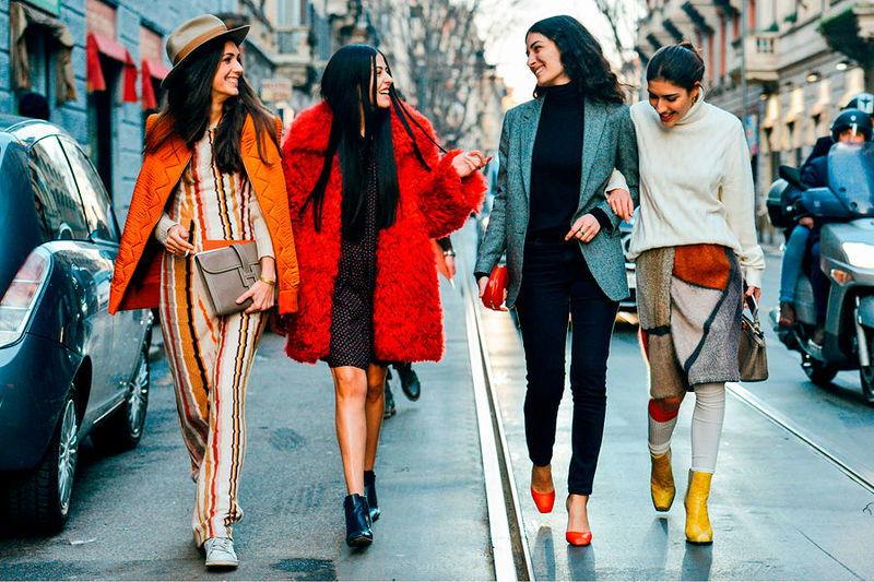 Модные тенденции 2018: максимализм и спортивные вещи