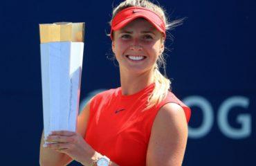 Украинская спортсменка стала третьей ракеткой мира
