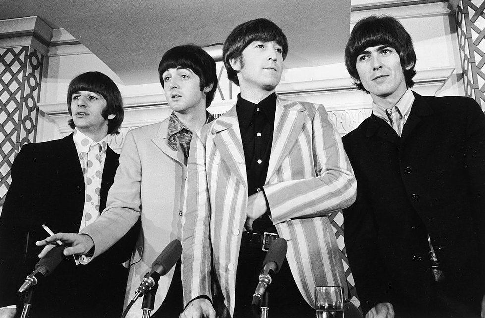the origins music history and achievements of rock group beatles The beatles began recording she loves you on a tour bus in england in late june 1963 they recorded it on july 1, 1963 less than a week later the yeah, yeah, yeah line in the chorus became one of the most memorable of the beatles' career she loves you was released in the uk august 23, 1963.