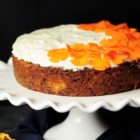 Национальный день морковного торта в США: рецепт блюда