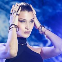 Ювелирная эстетика: Белла Хадид снялась в рекламной кампании Bulgari