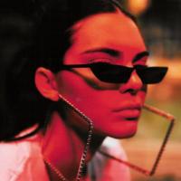 Кендалл Дженнер предстала в фотосессии для лейбла Longchamp