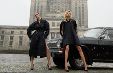 """""""Советский журнал"""": в Сети раскритиковали обложку первого польского Vogue"""