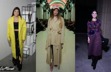 Ukrainian Fashion Week FW 18-19: топ-20 стильных образов гостей
