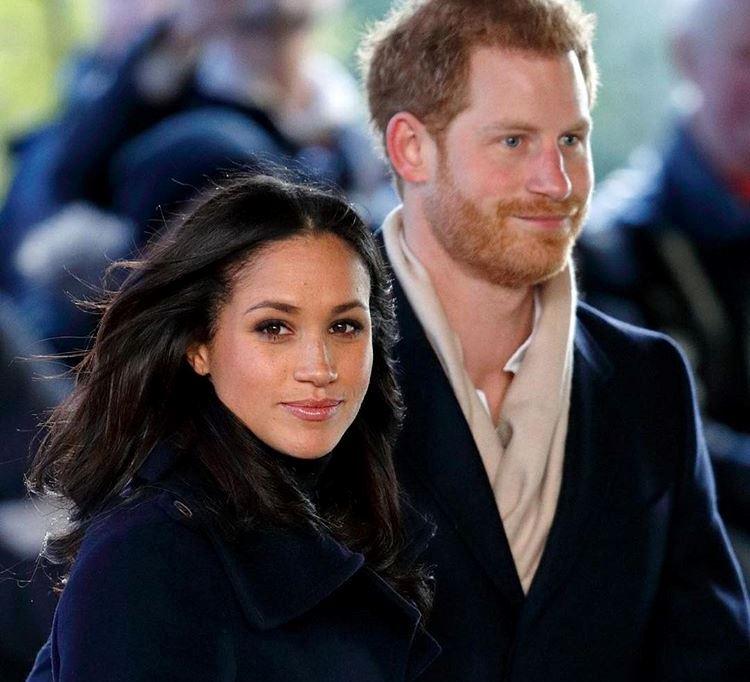 День Валентина по-королевски: СМИ узнали о планах принца Уильяма и Меган Маркл