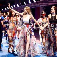 Неделя моды в Милане: Tommy Hilfiger презентовал совместную коллекцию с Джиджи Хадид