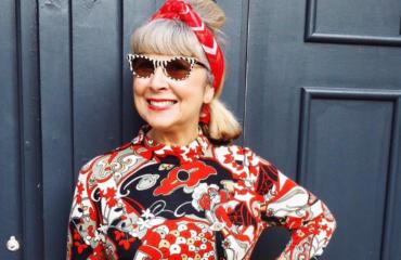 """""""Альтернативное Старение"""": 68-летняя британка стала звездой Instagram"""
