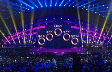 Monatik, Maruv, KAZKA: названы номинанты премии Yuna 2019