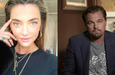 Украинская модель рассказала об отношениях с Леонардо ДиКаприо