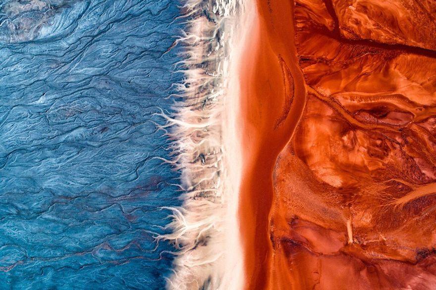 Красота с высоты: выбраны лучшие фото года, снятые с дронов